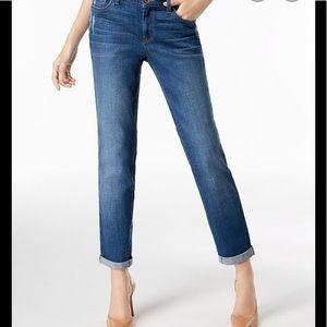 Inc Cuffed Jeans
